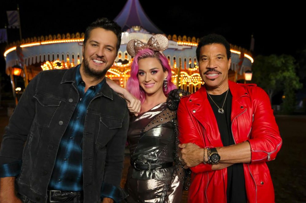 'American Idol' Disney Night