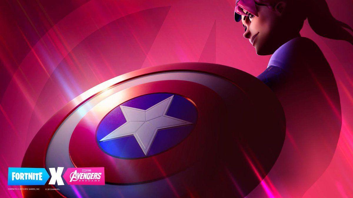 fortnite, x, avengers, collaboration, skins, endgame