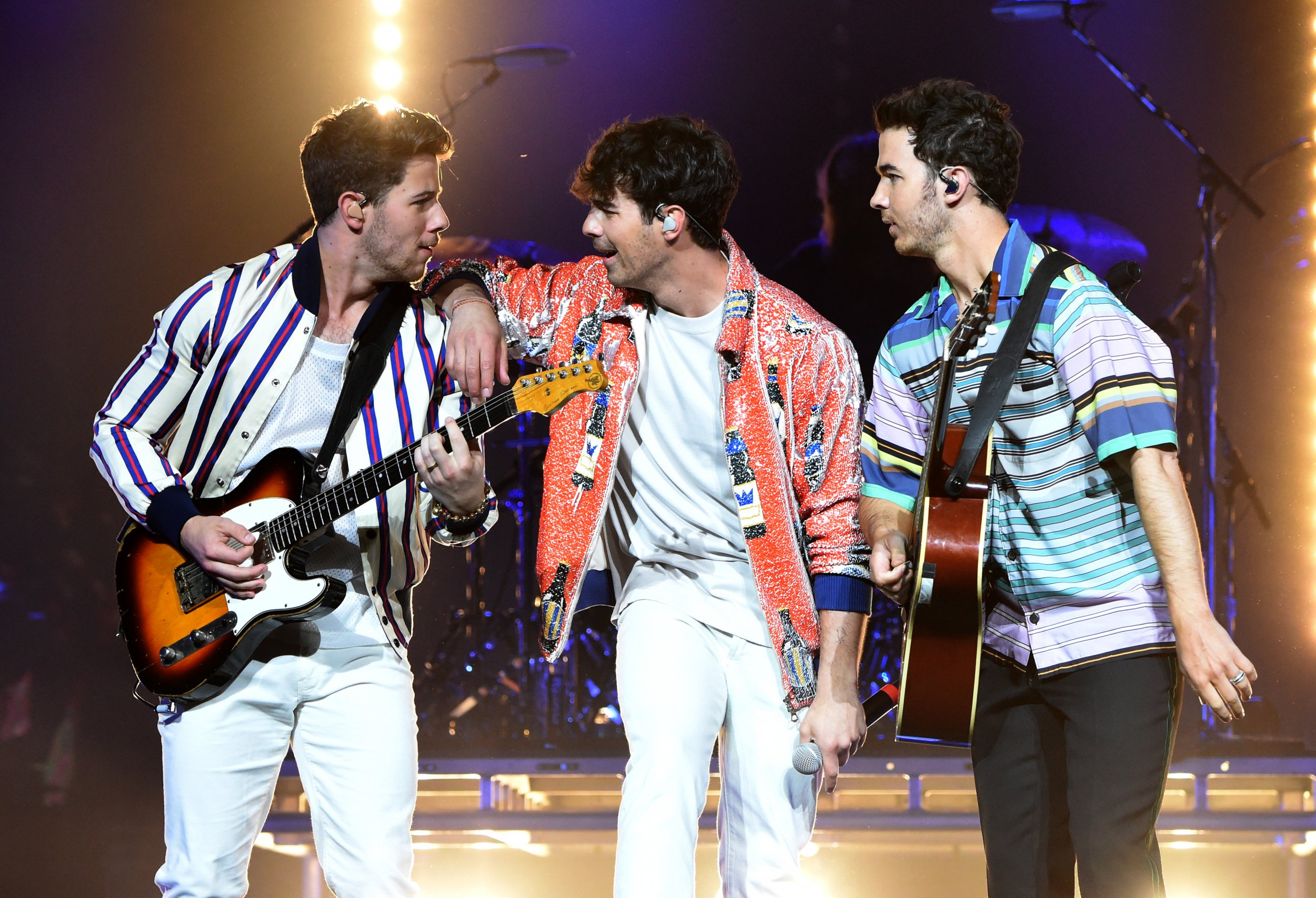 Jonas Brothers Announce 'Happiness Begins' Album