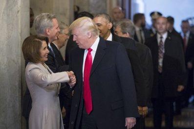 NancyPelosiImpeachDonaldTrump