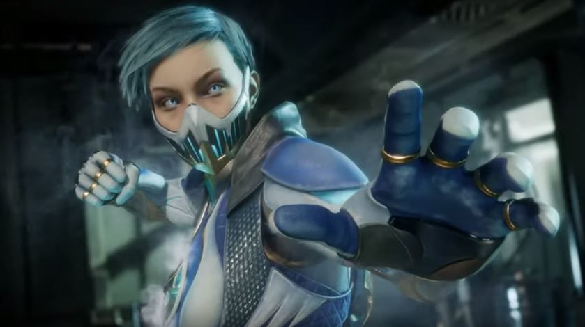 frost gameplay mortal kombat 11 reveal trailer fatality
