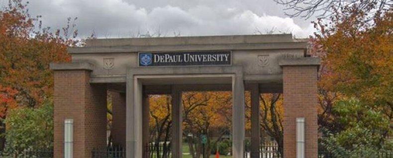depaul university professor jason hill petition apologize