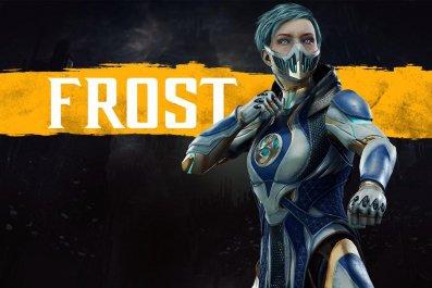 how to unlock frost in mortal kombat 11