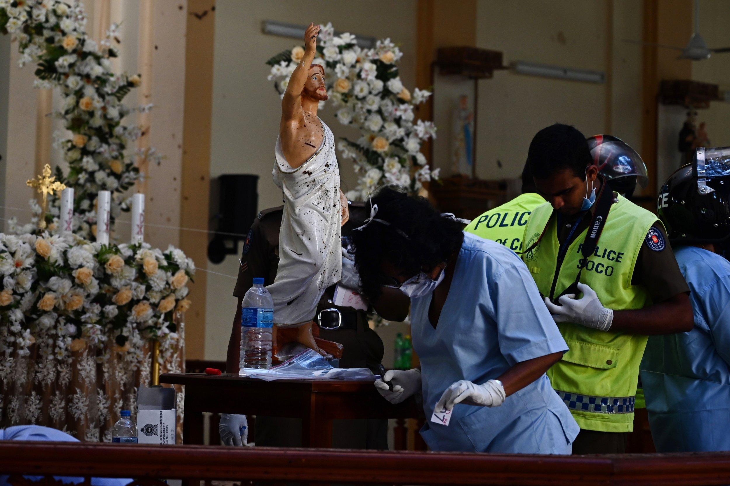 Fox News Jesse Watters Democrats Sri Lanka