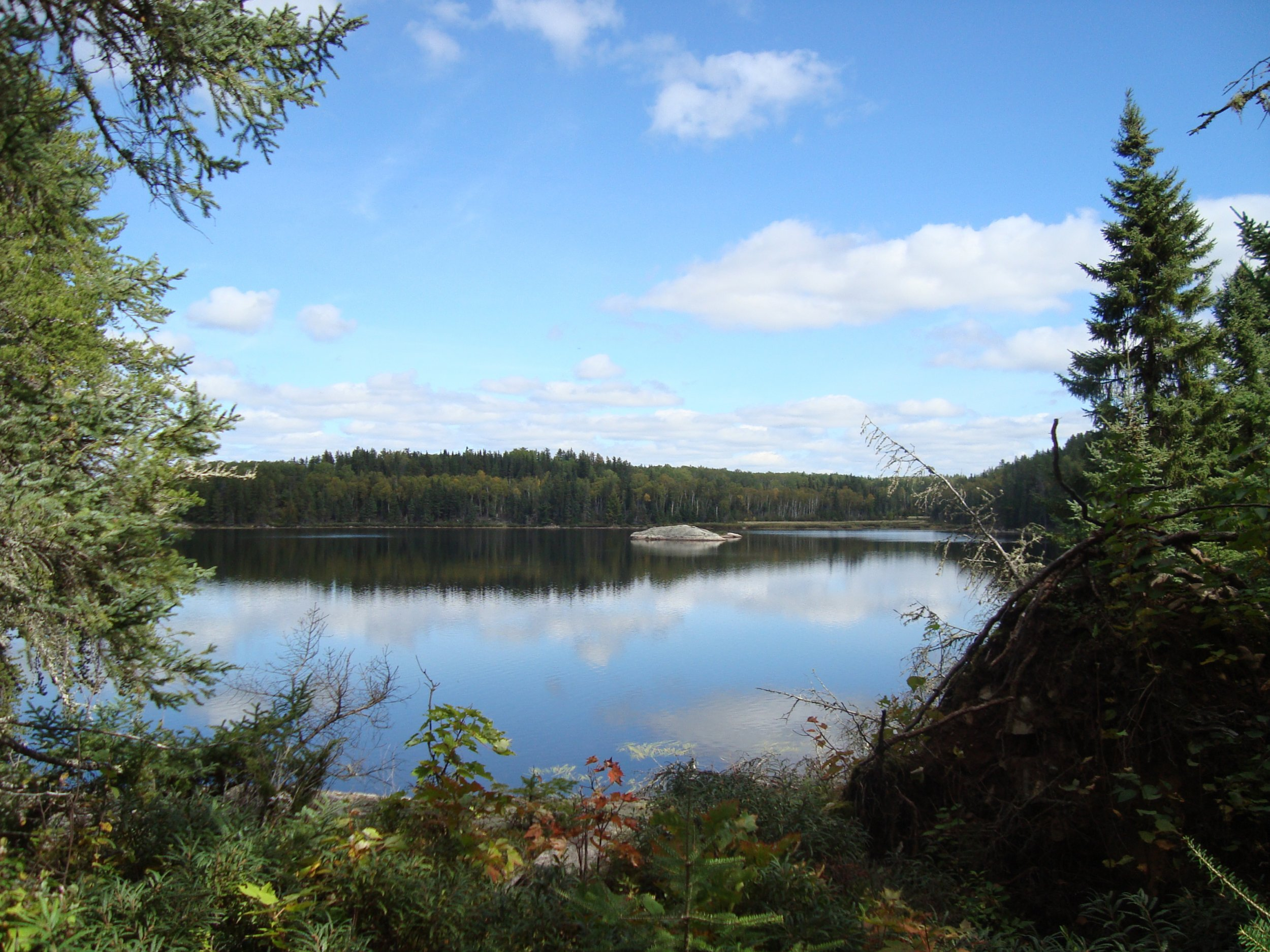 Experience the quiet beauty of Voyageurs National Park