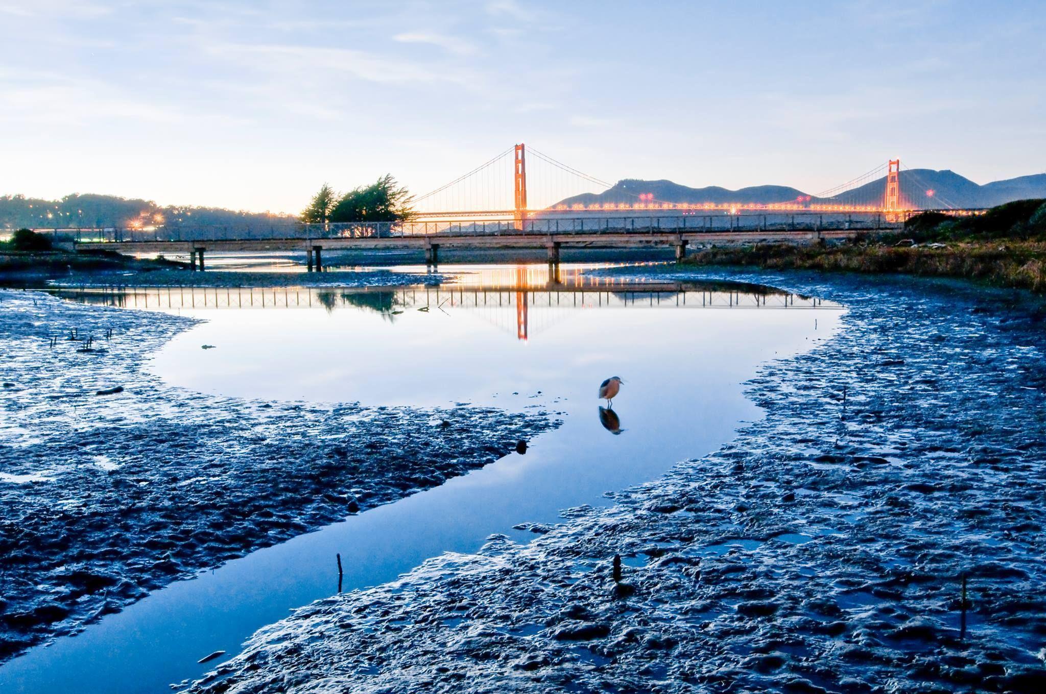 Golden Gate Bridge, Golden Gate National Recreation Area, 2014.