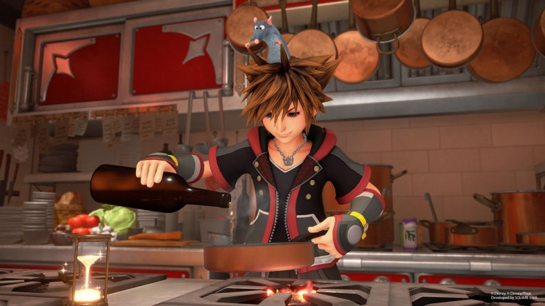 kingdom hearts 3 update 105 patch notes cooking