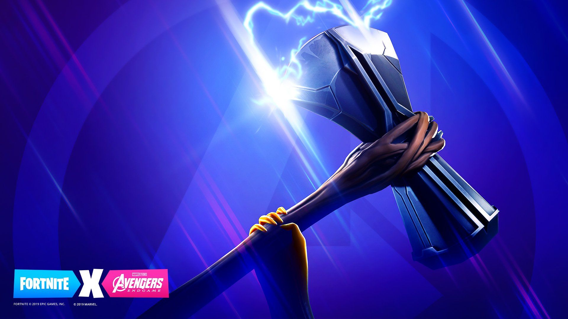 Fortnite X Avengers Whatever It Takes Teaser 2 Hints At Thor Hammer Skin