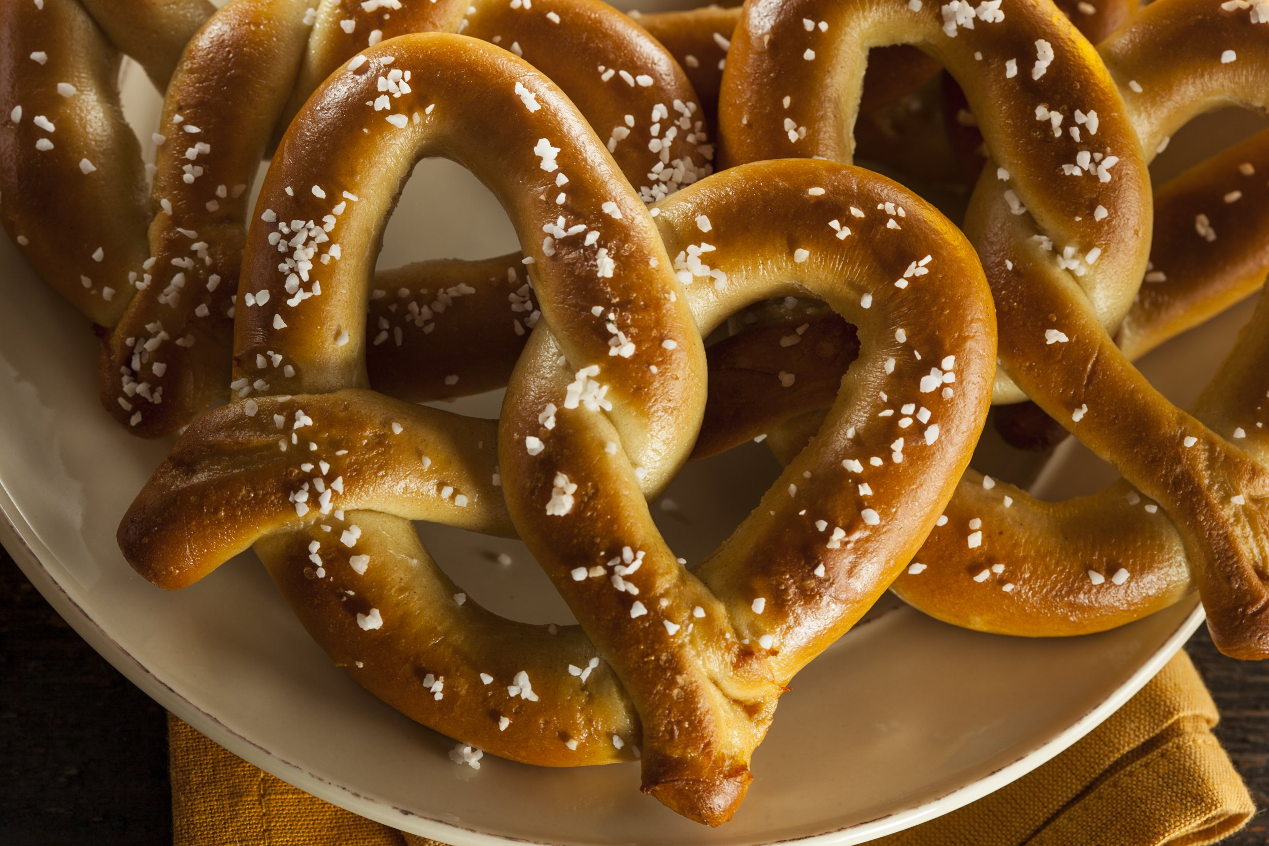 Pretzel Getty Images