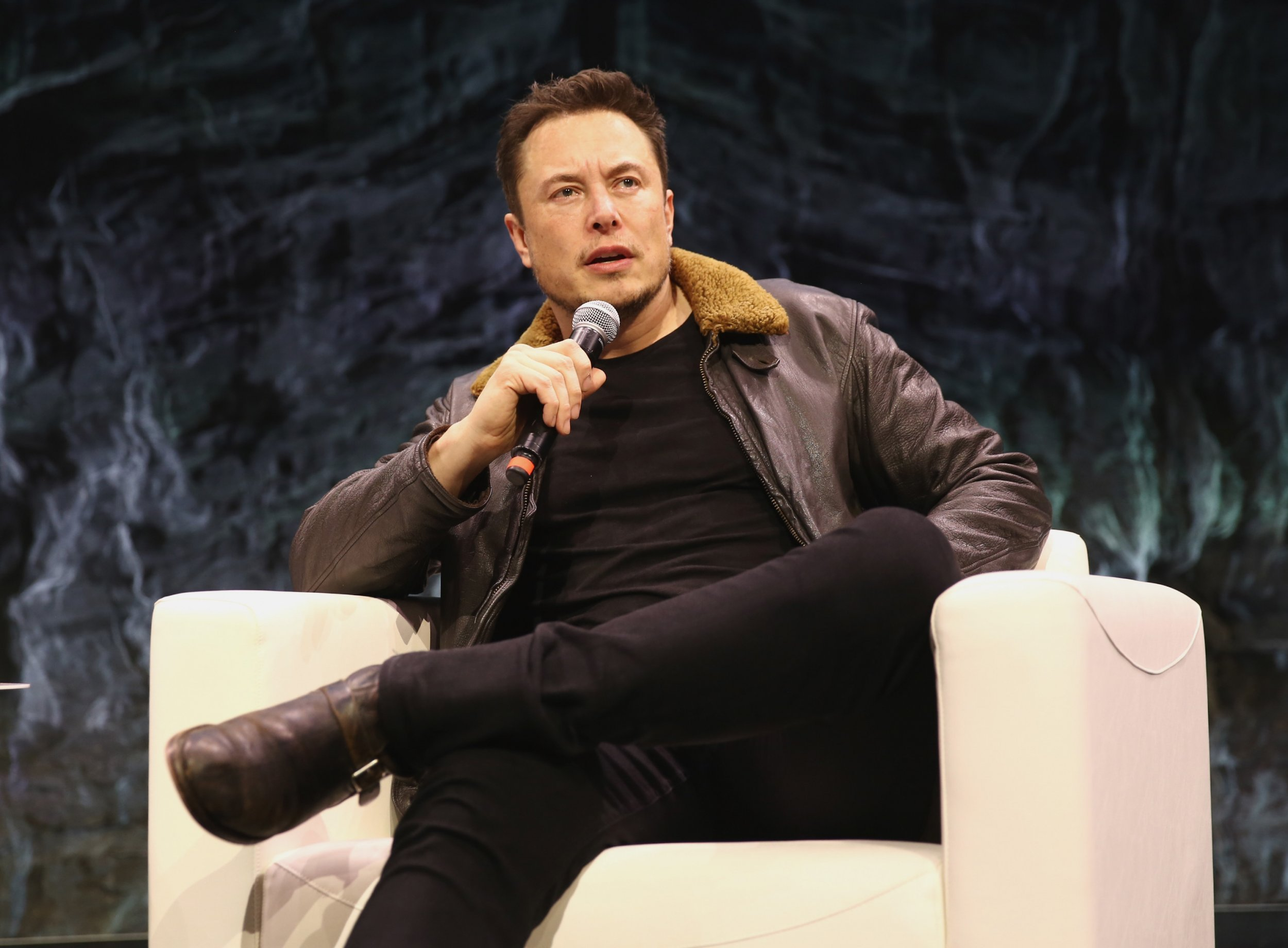 Elon Musks on Not Owning a Tesla