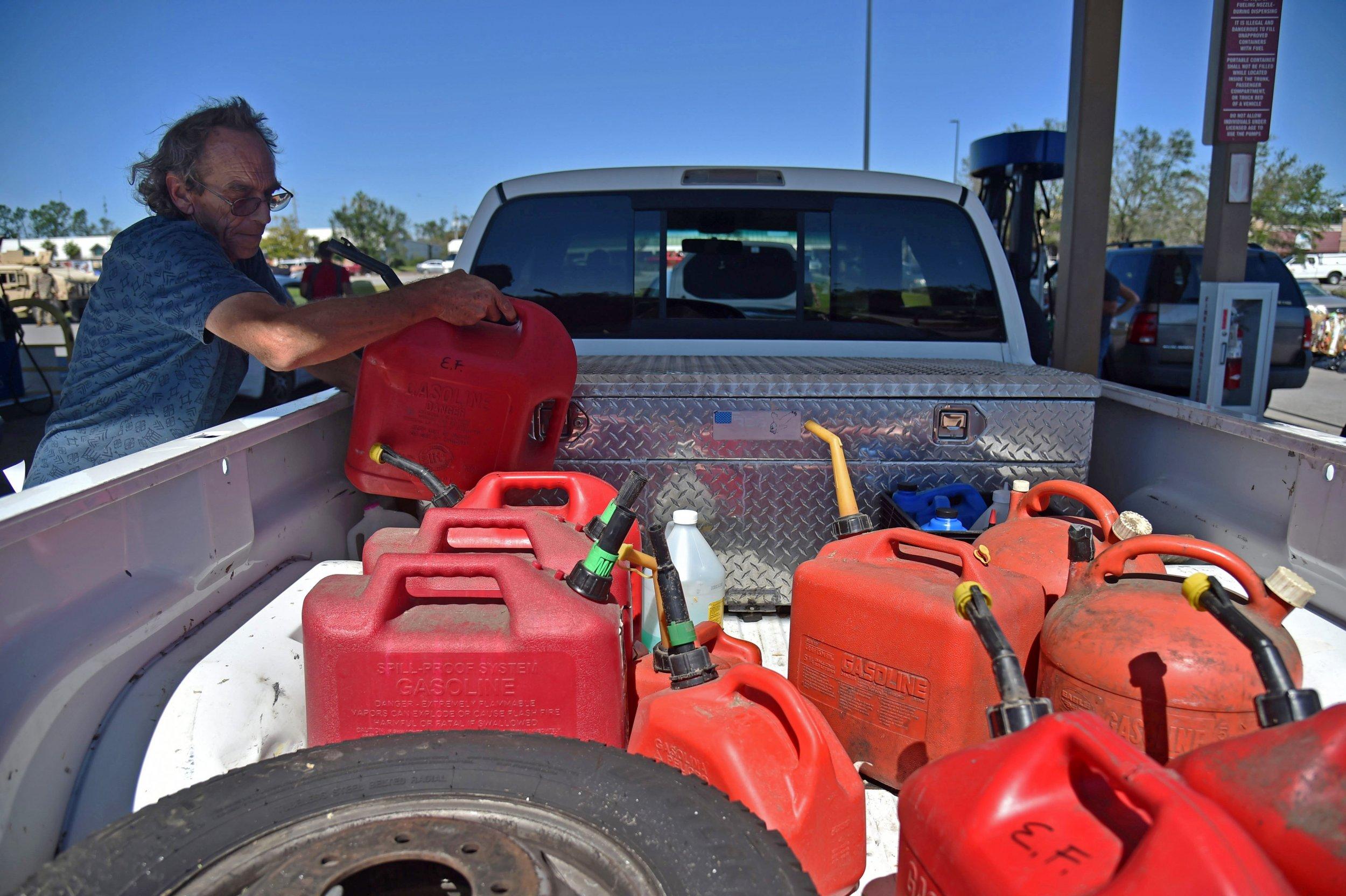 donald, trump, gas, price, gallon,