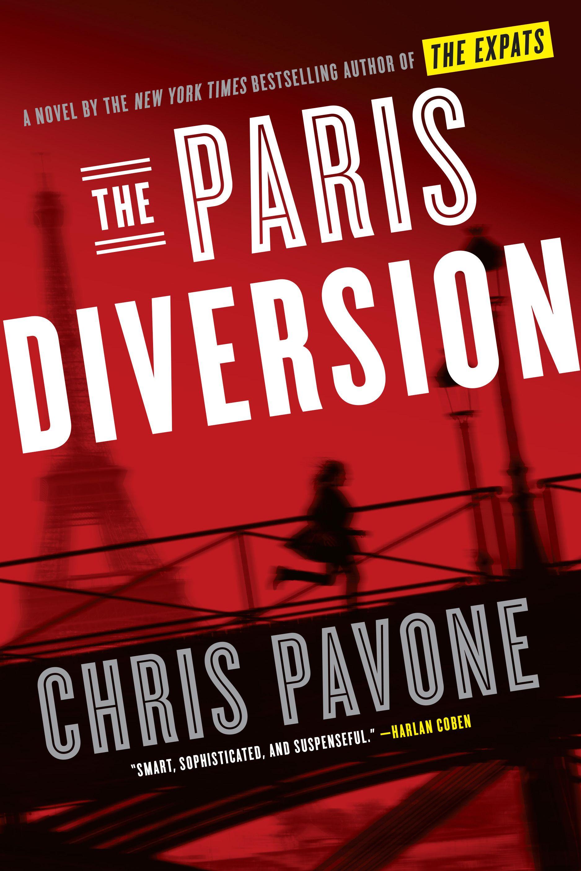 Paris Diversion cover
