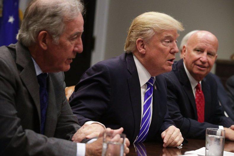 Donald Trump, tax returns, Democrats, Treasury