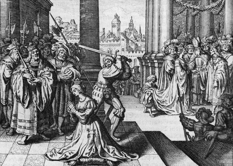 anne boleyn execution