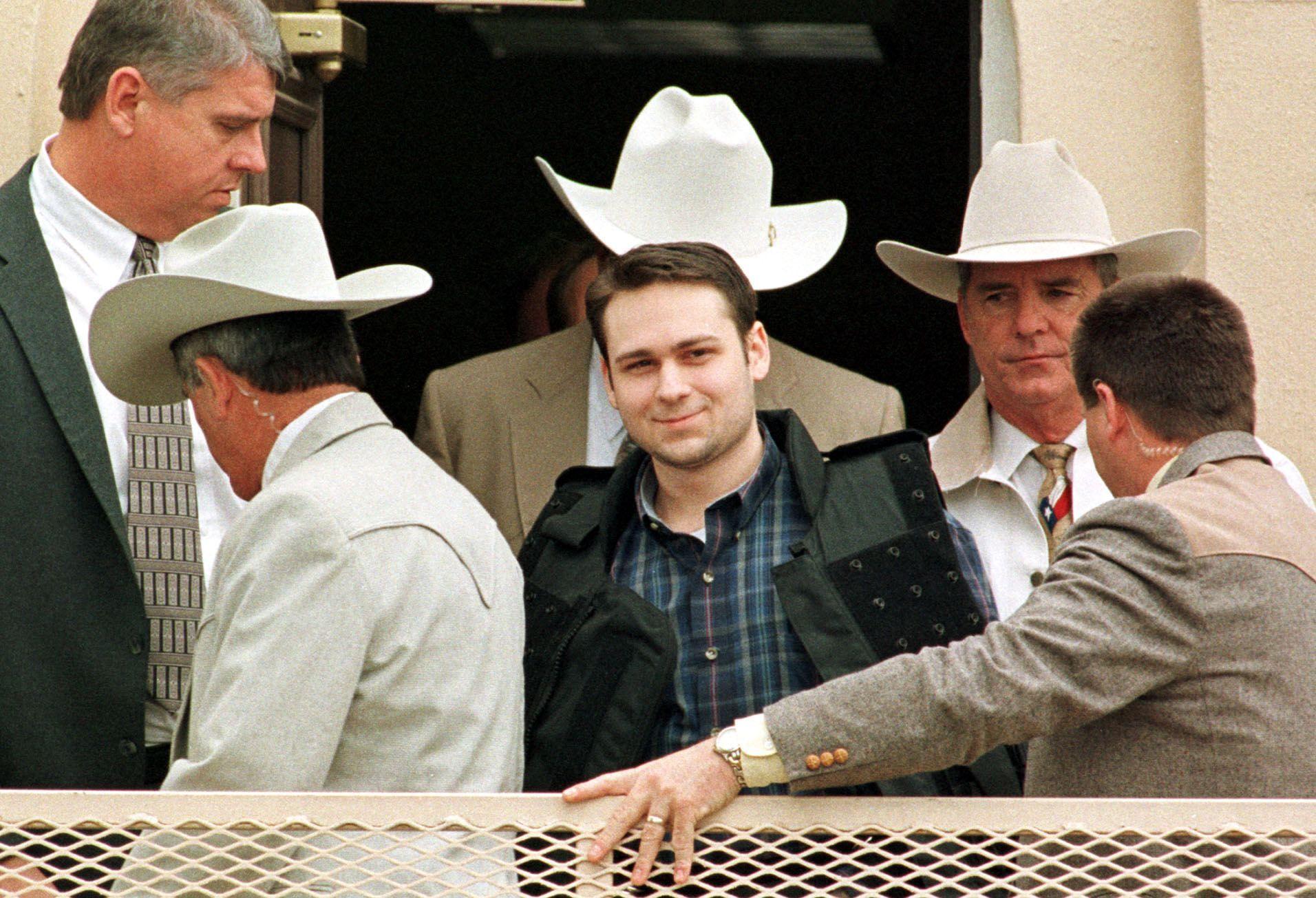 John William King execution Texas death row