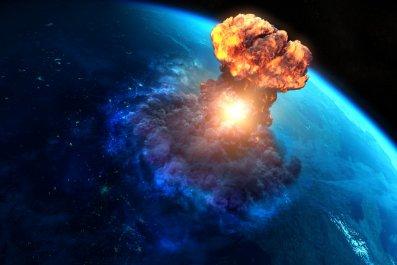 Asteroid Collision