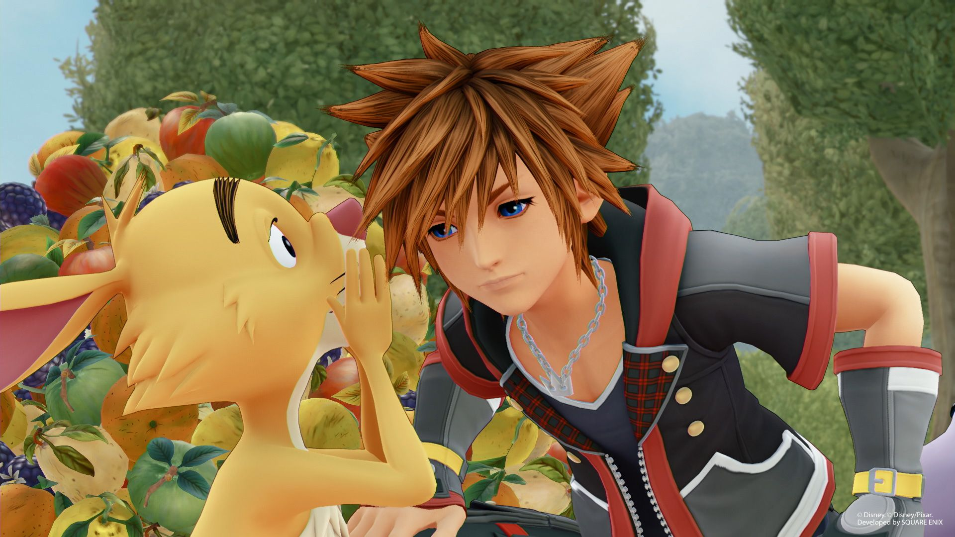 kingdom hearts 3 proof of promises guide