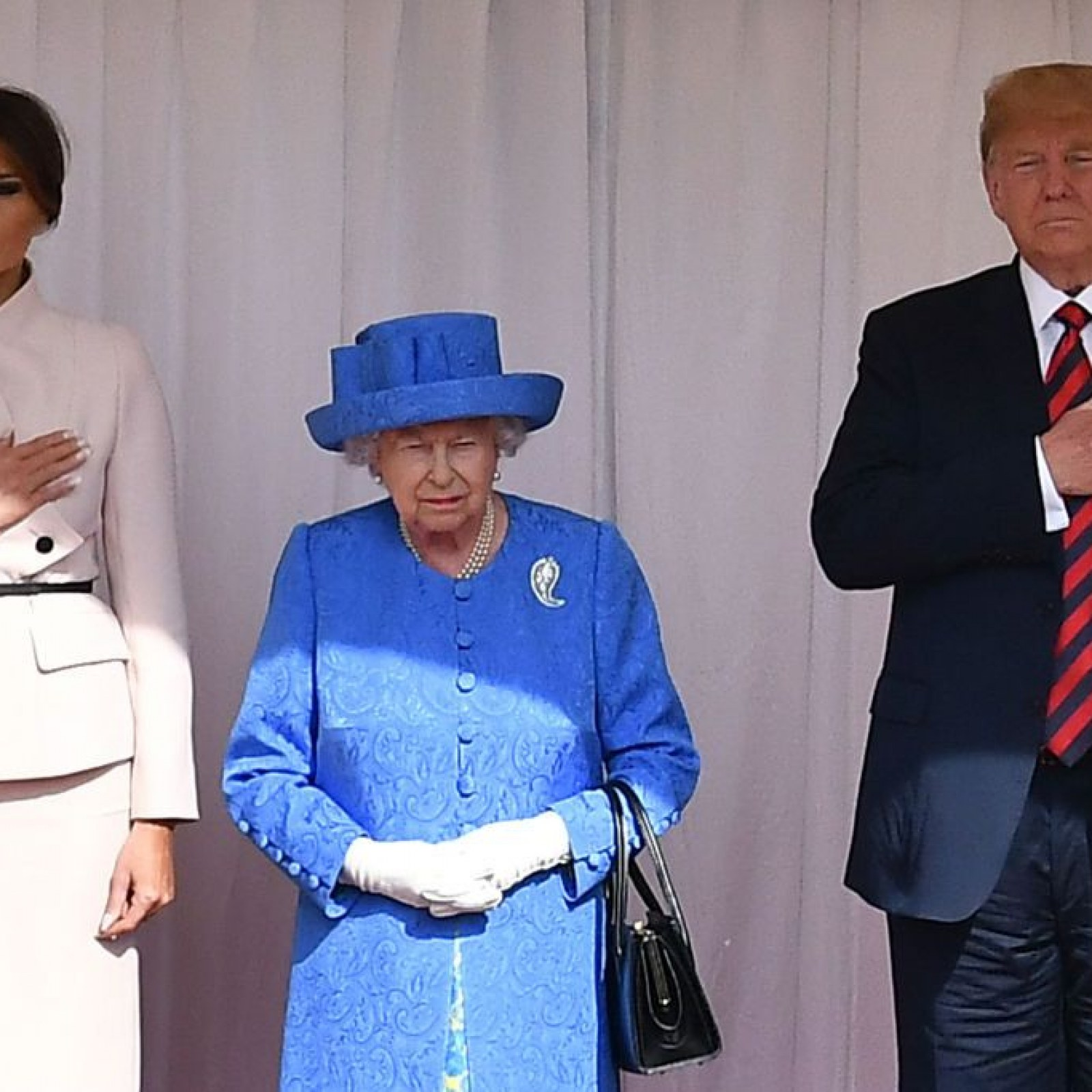 Donald Trump Won't Get to Stay in Buckingham Palace During U K