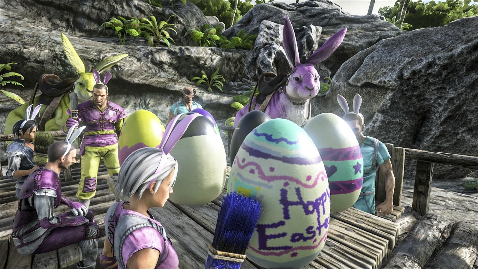 ark update 193 eggs
