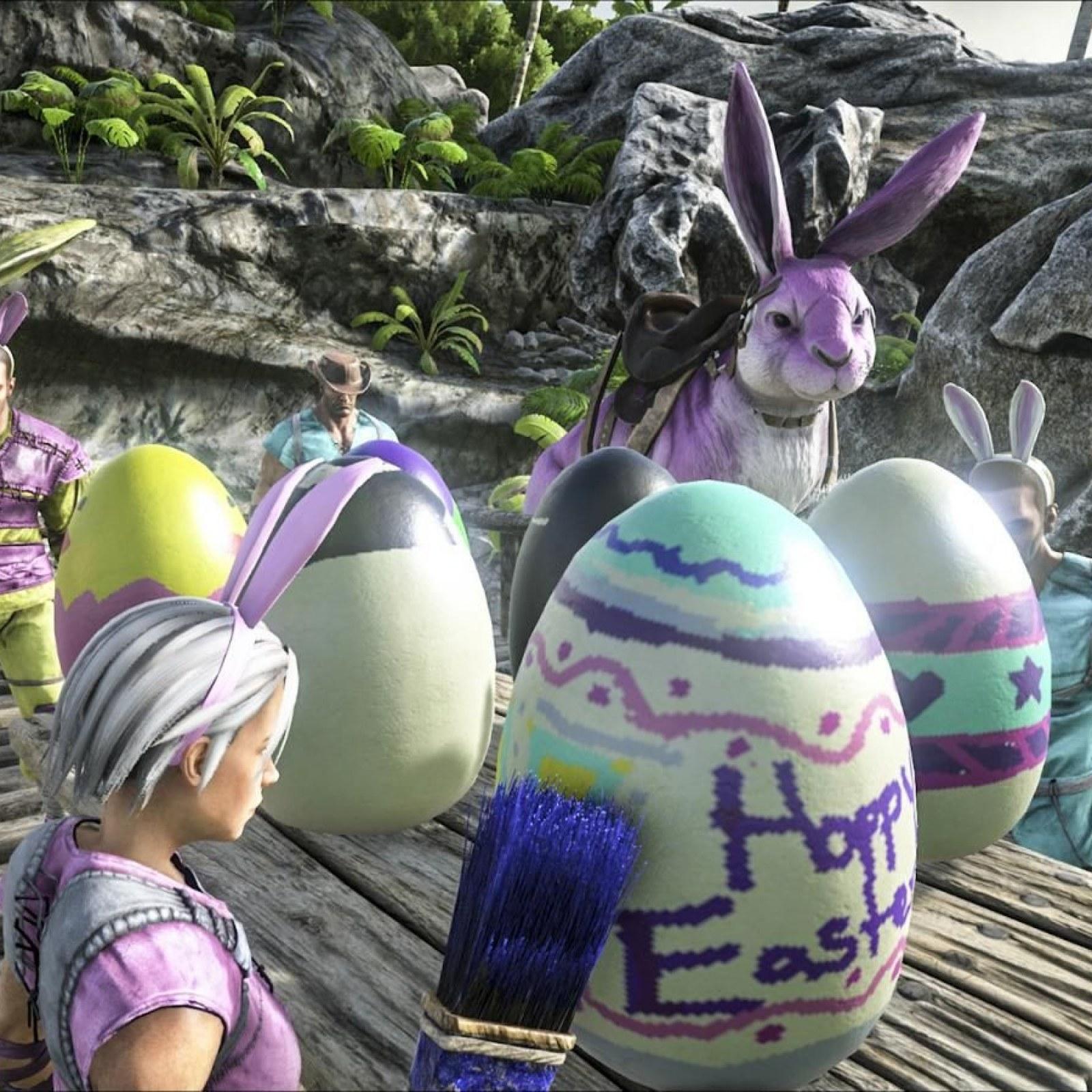 ARK' Update 1 93 Fixes Eggcellent Adventure Bugs on PS4