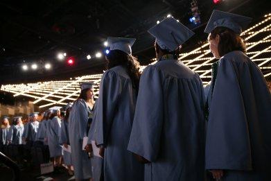graduation student loans repayment survey
