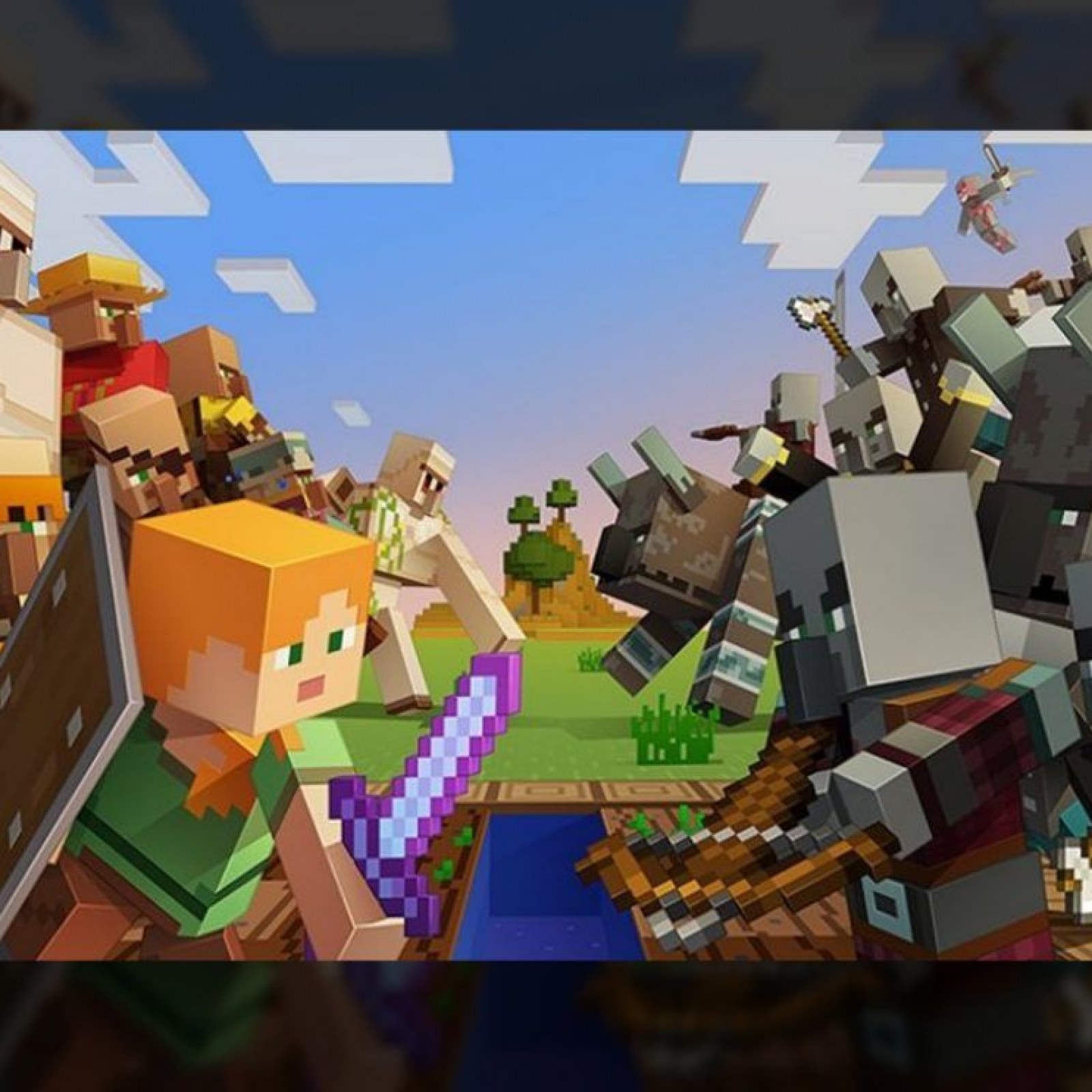 Minecraft' Village and Pillage Update 1 14 Brings New