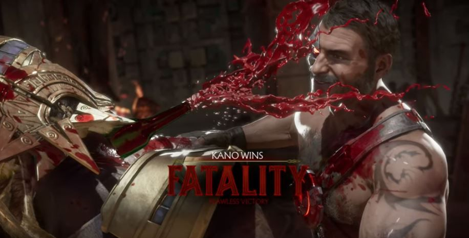 Kano fatality mortal kombat 11 last dance second
