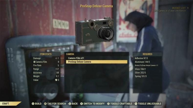 fallout 76 camera craft