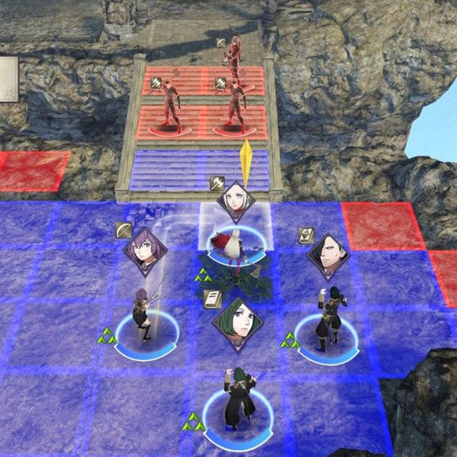 Image result for Fire Emblem  gameplay
