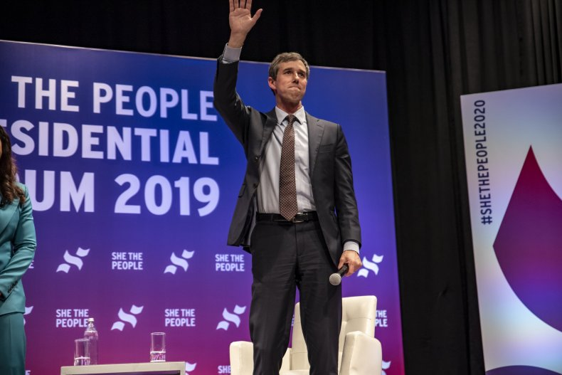 O'Rourke, She the People
