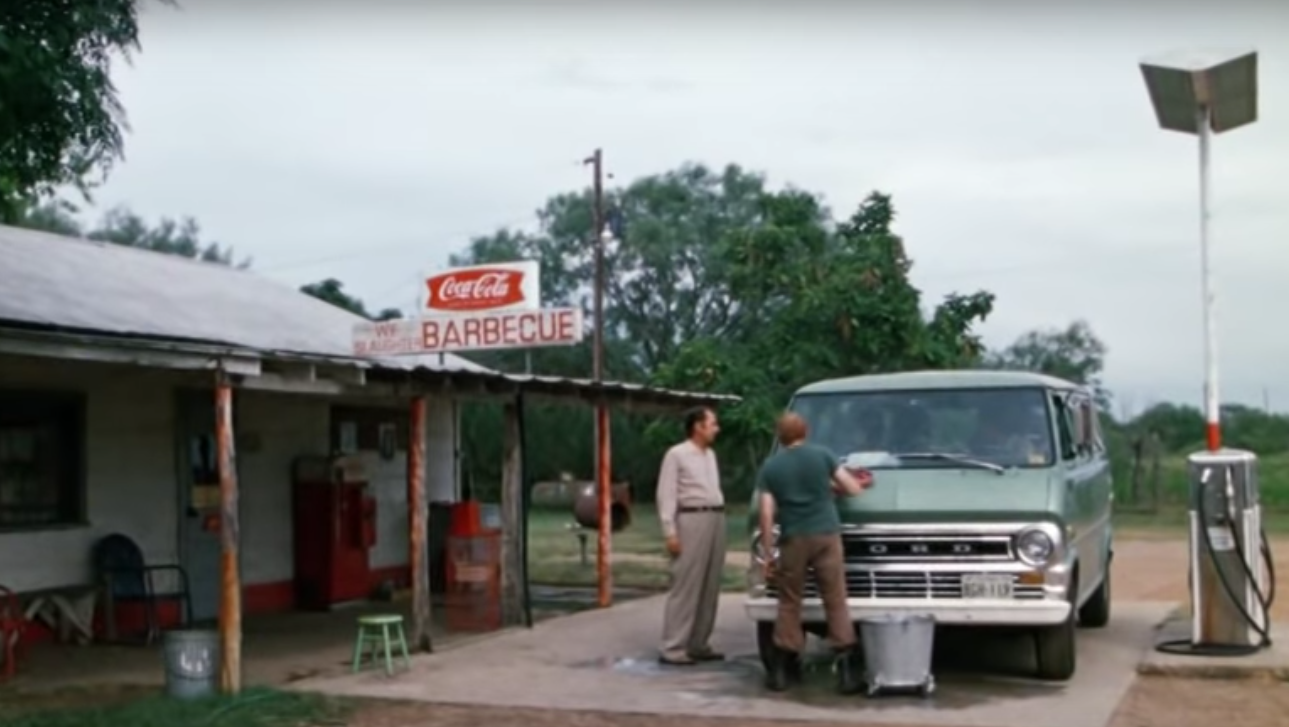 Texas Chainsaw Massacre gas station 4