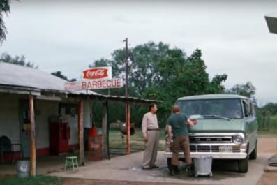 Texas Chainsaw Massacre gas station 4