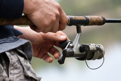 fishing rod stock getty