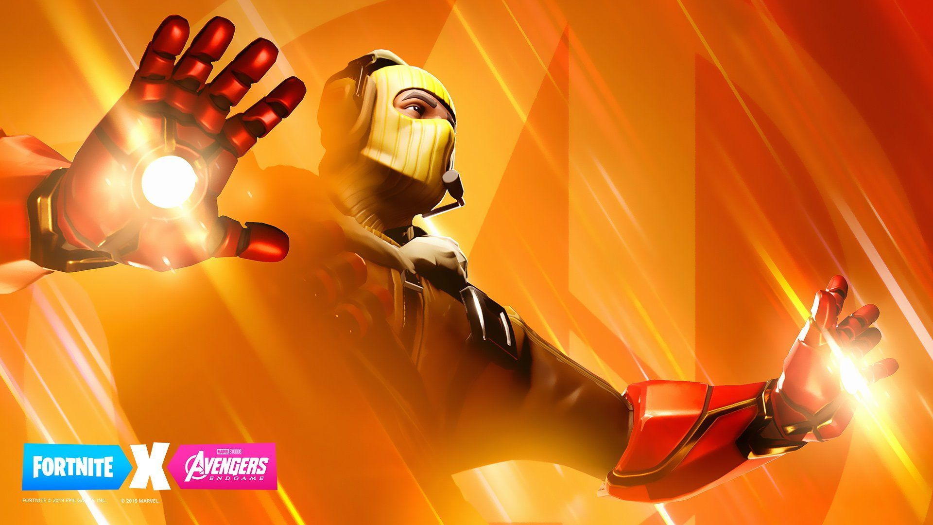 Fortnite Client fortnite' update 8.50 adds endgame mode & challenges - patch
