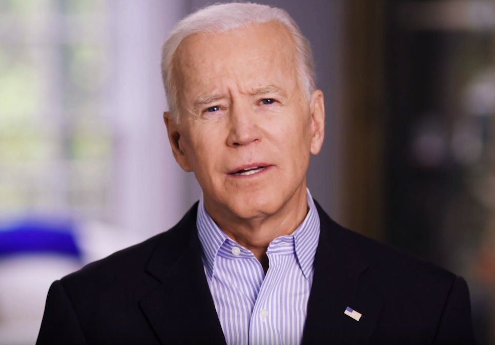 Joe Biden 2020 Announcement Video