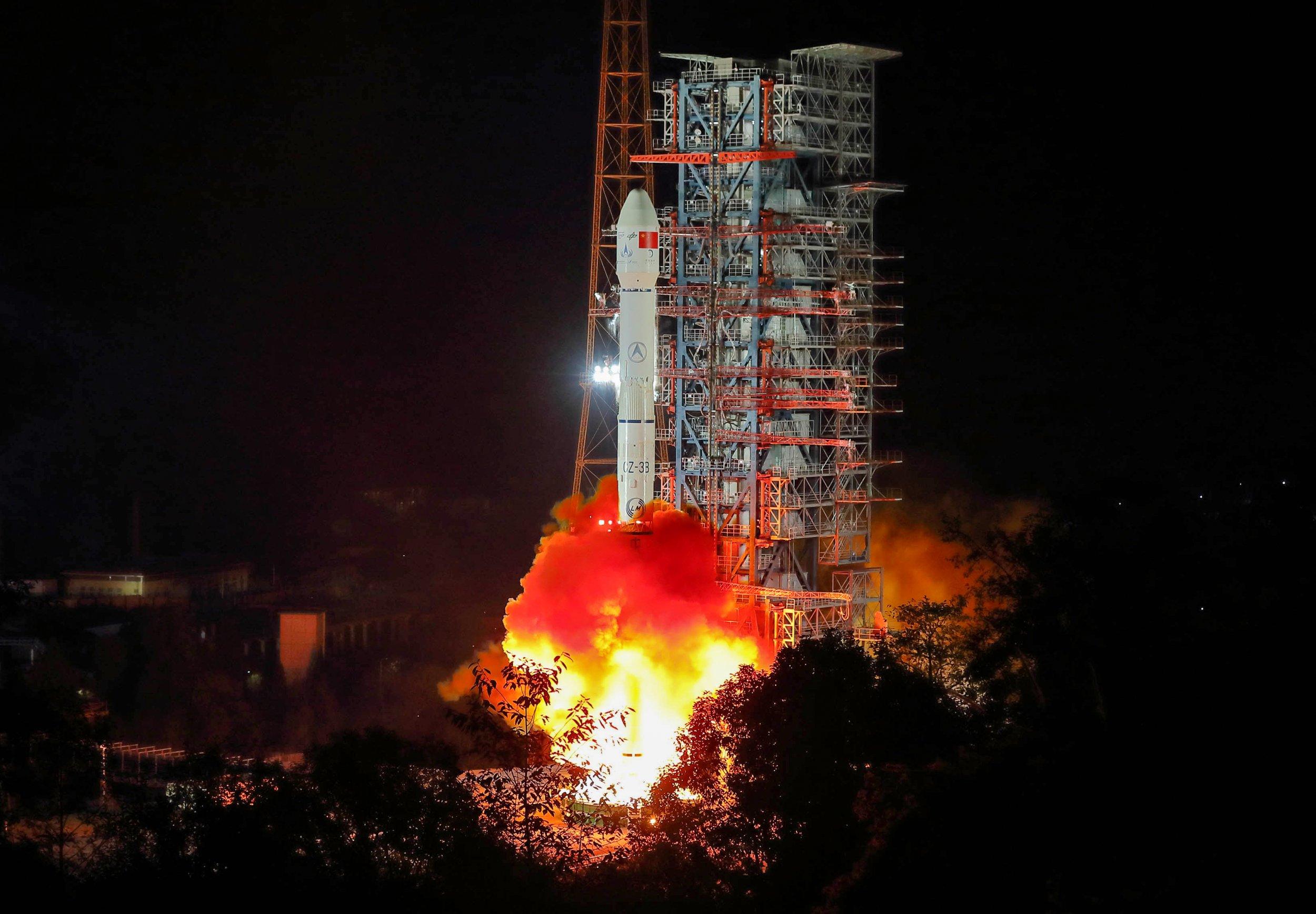 Long March 3B rocket