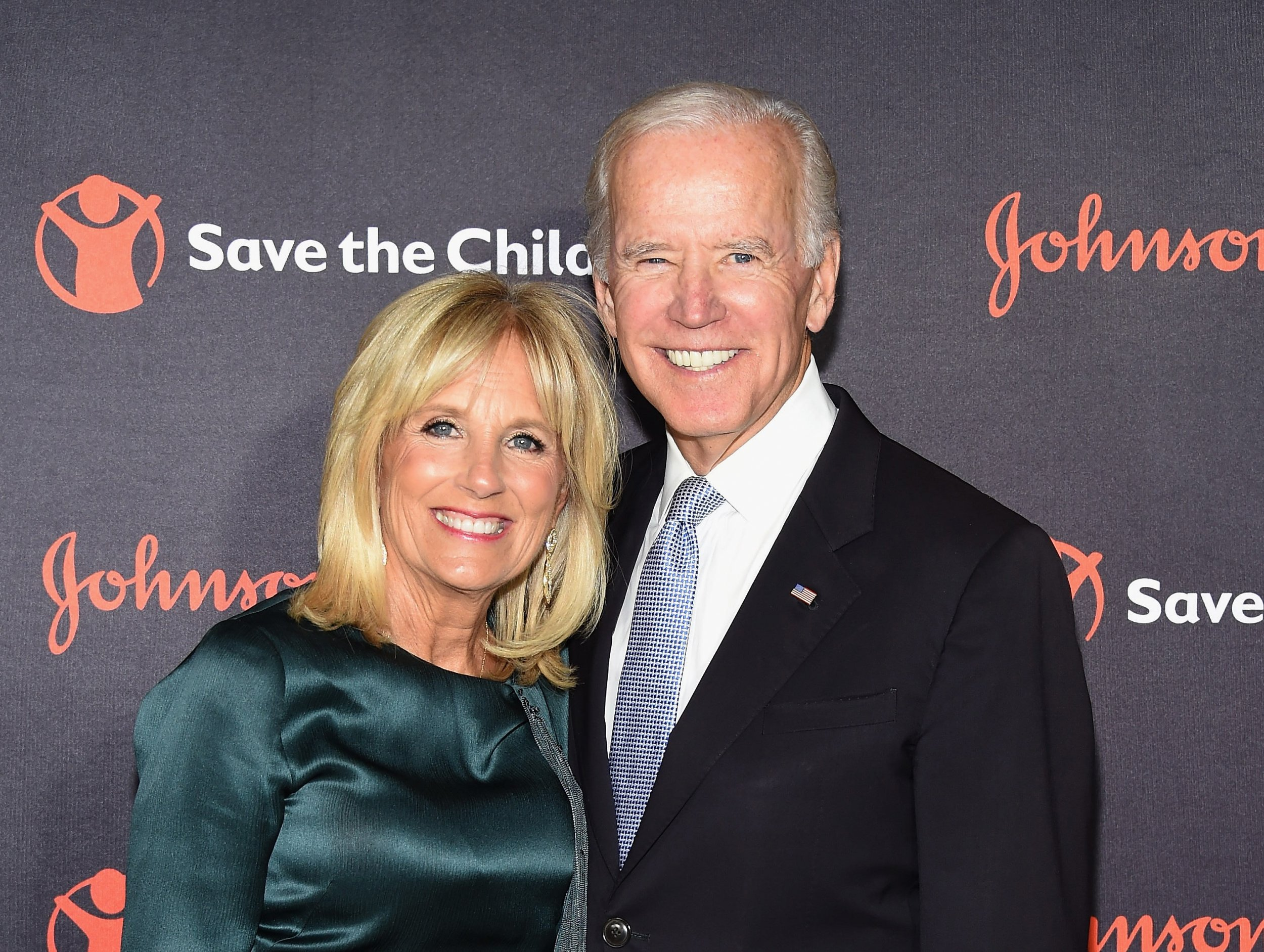 Who Is Jill Biden Former Vice President S Wife Excited And Proud Of 2020 Announcement With their father's constant care and attention. who is jill biden former vice