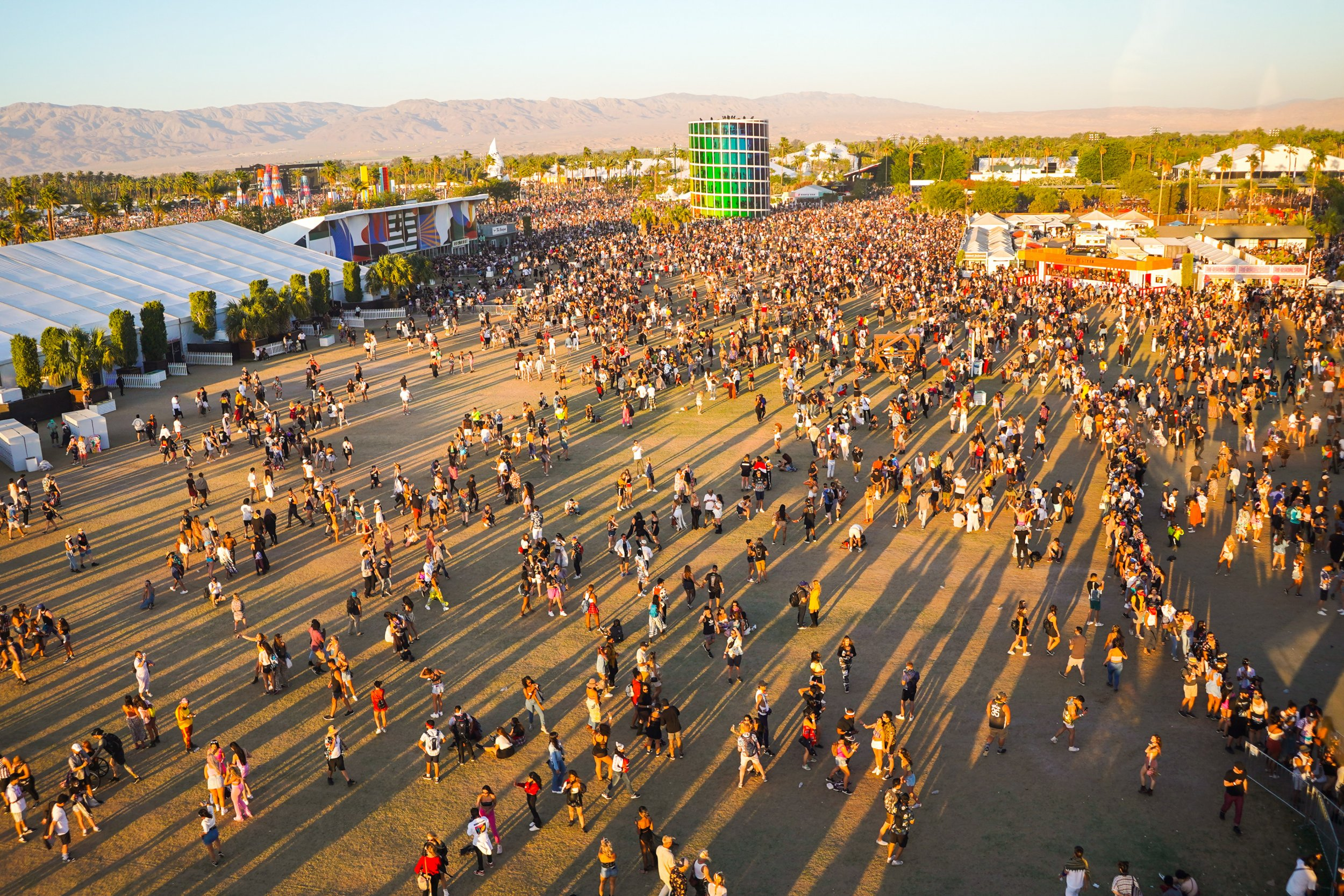 Coachella Herpes Outbreak? STD Diagnostic Center Sees