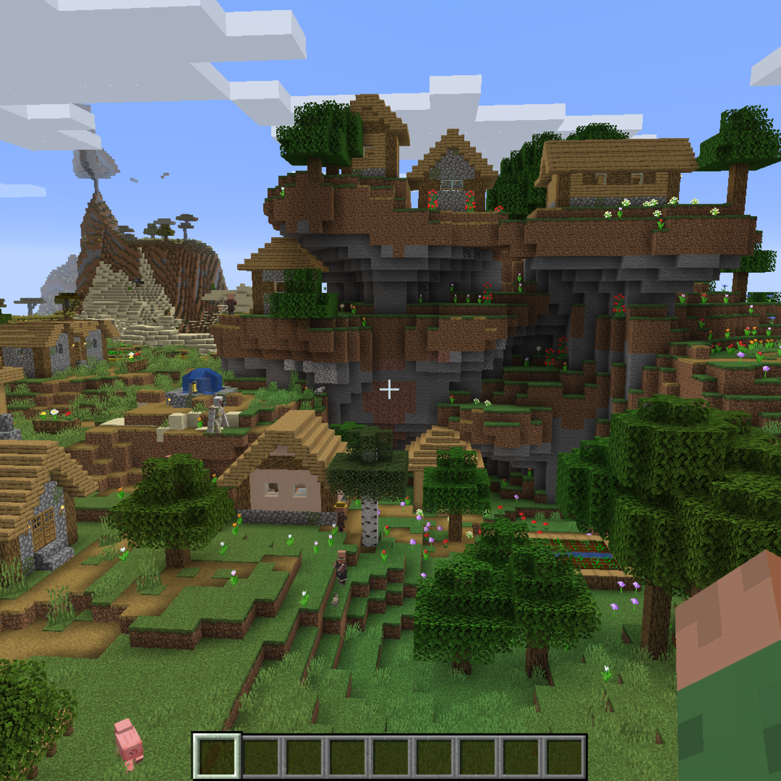 Best 'Minecraft' 1 14 Seeds: 7 New Village and Pillage Seeds