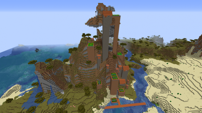 Best 'Minecraft' 1 14 Seeds: 7 New Village and Pillage Seeds to Try