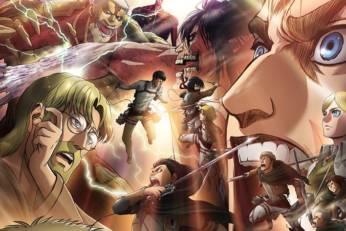 Image result for attack on titan season 3 part 2