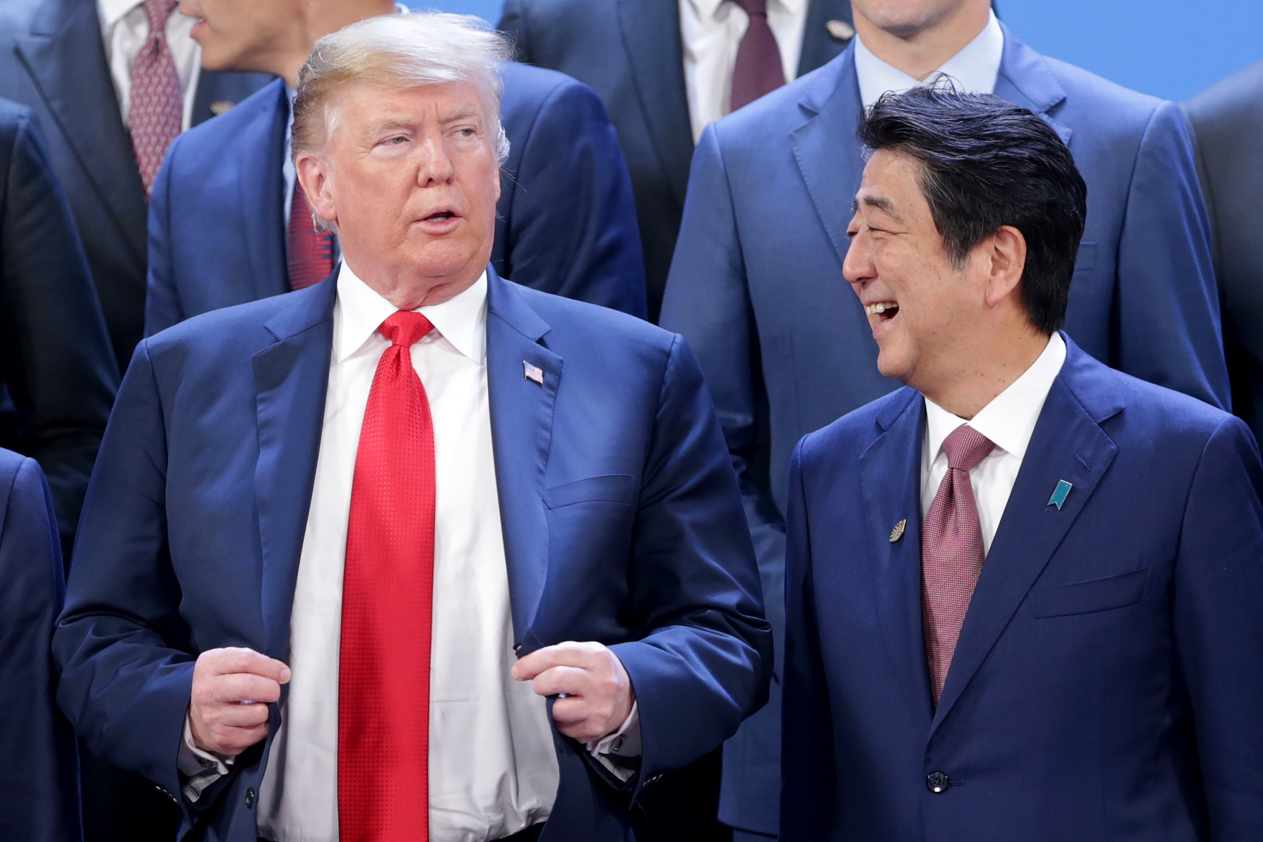 US, Japan push for trade deal