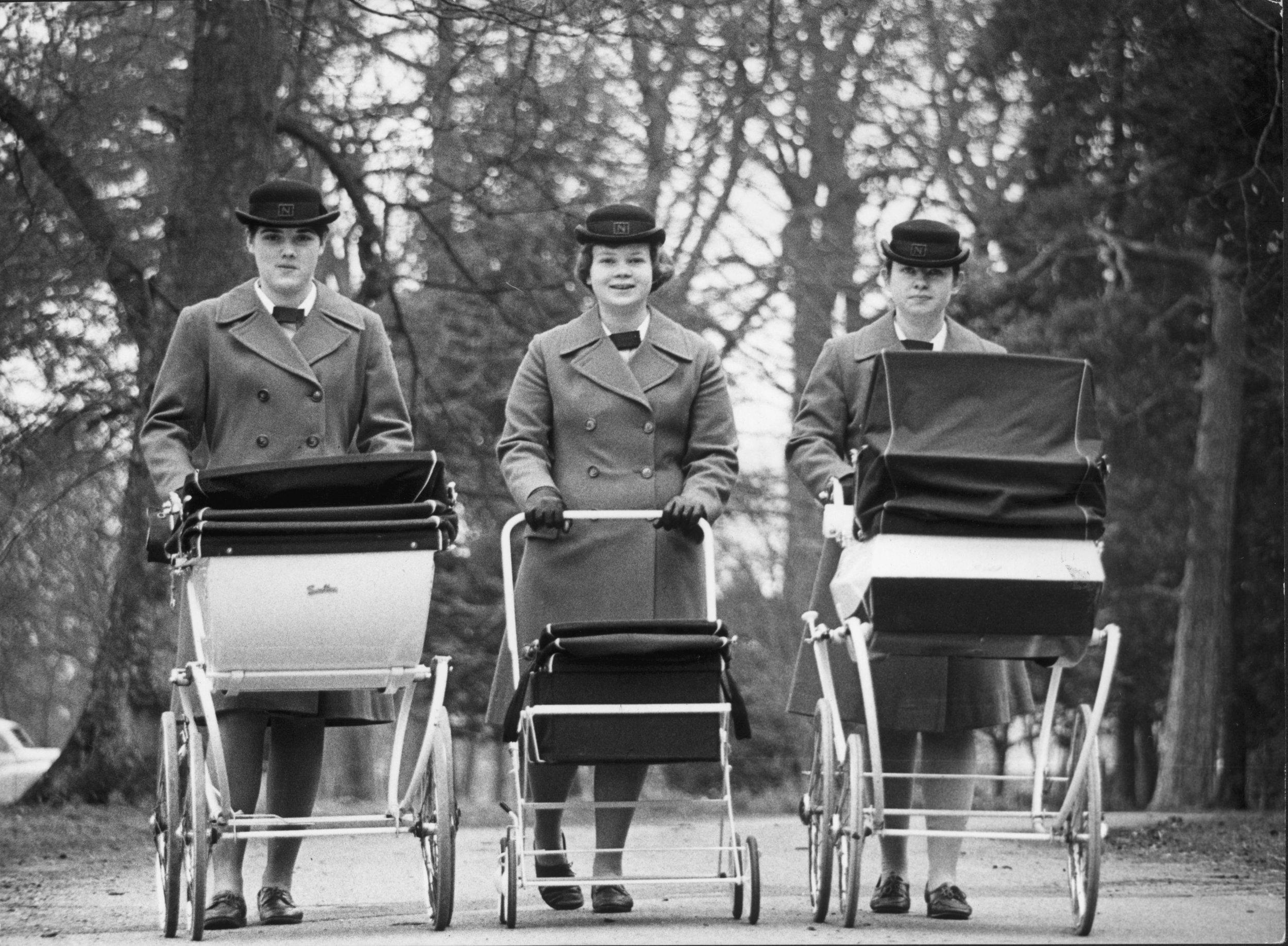 Meghan Markle, Prince Harry, Nanny