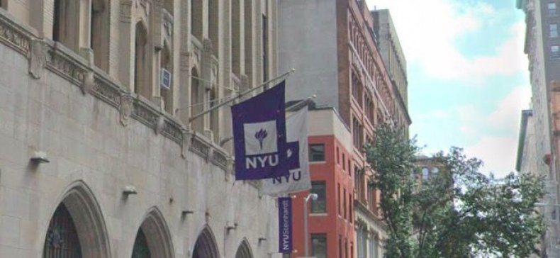 new york university israel civil rights