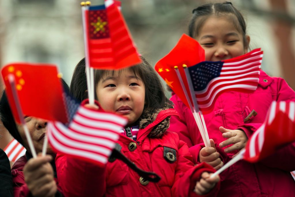 China America Students