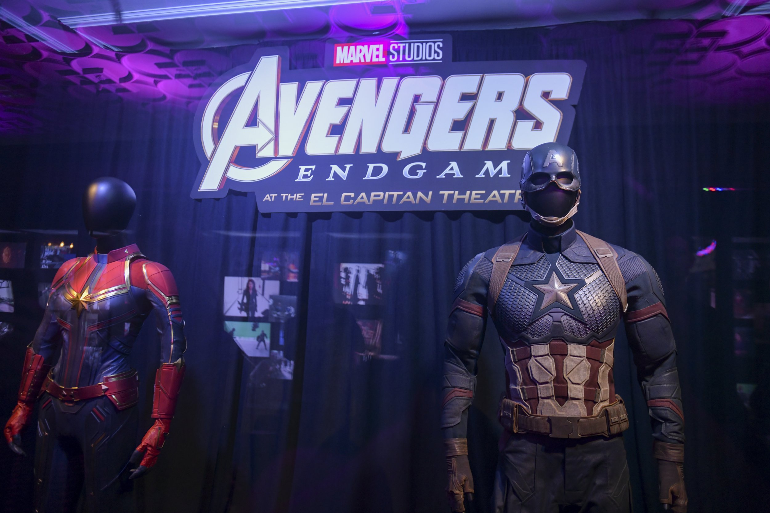avengers endgame domestic sales opening weekend