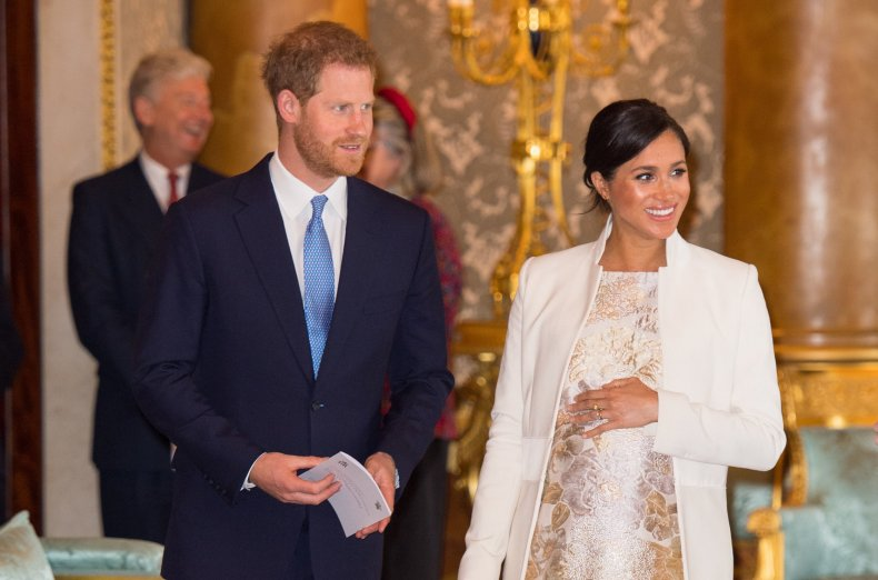 prince harry meghan markle duchess duke sussex
