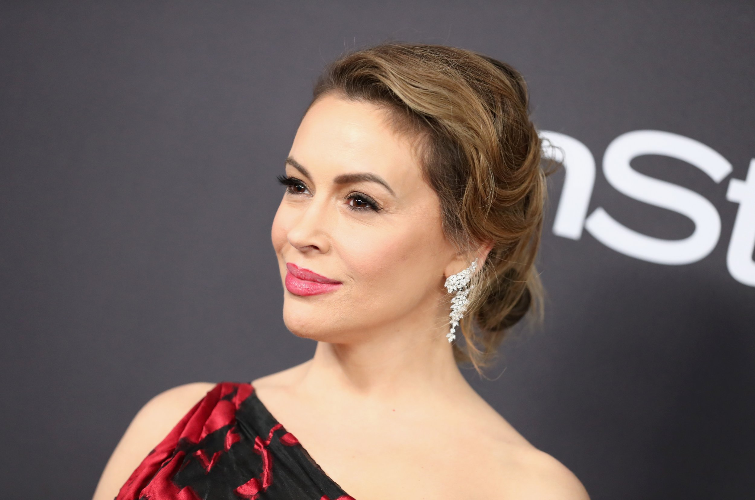 Alyssa Milano on 'Sorry Not Sorry' Podcast