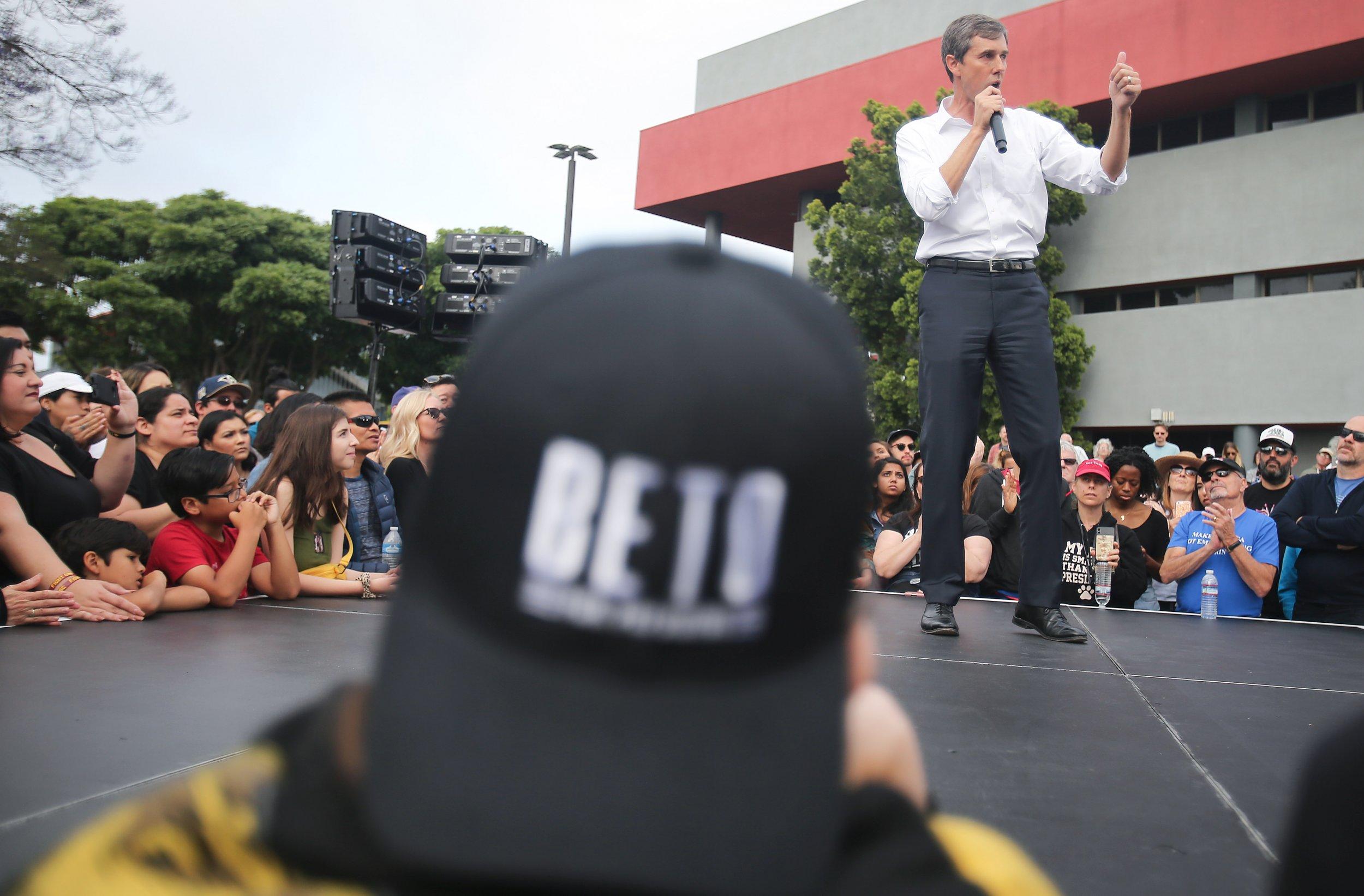 Beto O'Rourke, climate change, porposal