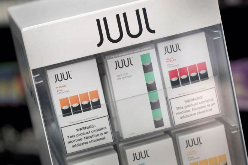 Juul Electronic Cigarette Are the Pods Safe